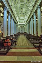 Basilica del santo marino (sanino fabrizio) Tags: san marino chiesa interno tempio cattedrale colonne hdr canon 550d 1020 hsd sigma basilica