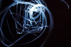 Can I Live? (sarahk5446) Tags: light painting pensacola fun florida flash longexposure nikon photography color create creative imagine abstract diy blue yellow spontaneous original art visual trippy travel white flashlight minimal slow freeze action vintage dope