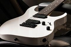 7 String babe (Yoshi_Harada) Tags: canon 70d guitar music ibanez
