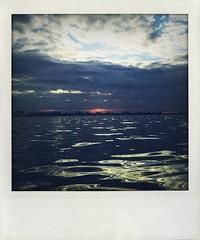 sunset over ijburg (edwinrozendal.nl) Tags: sunset sup ijmeer ijburg