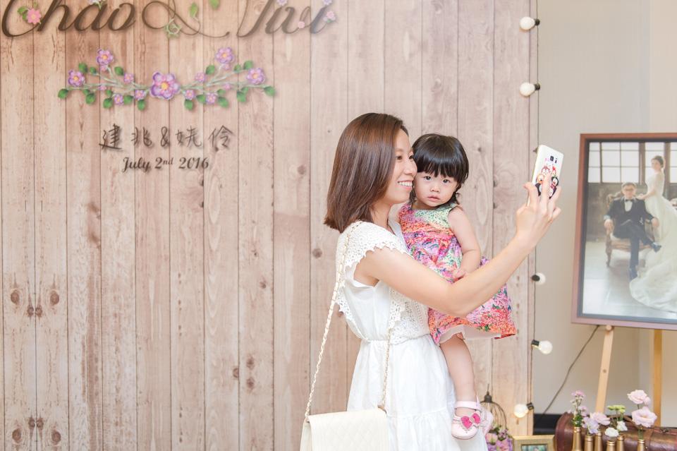 台南婚攝 情定婚宴城堡永康館 婚禮紀錄 C & V 109