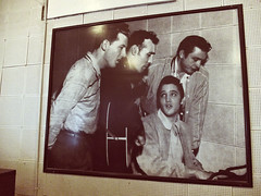 The Quartet (Pete Zarria) Tags: tennessee music record cash perkins leelewis elvis history rock roll