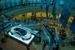 New NSX in Tokyo International Airport (makotomatic) Tags: nsx hnd