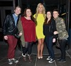 Celebrities arrive at a recording of Katherine Lynch's Wagon's Den show at RTE Featuring: Josie Gibson