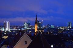 Õhtune Tallinn (anuwintschalek) Tags: winter night evening abend tallinn estonia january rathaus altstadt oldtown eesti estland talv vanalinn toompea õhtu oldtallinn raekoda 2013 18200vr hotellviru aussichtsplattform d7k vaateplatvorm kohtuotsa hotellolümpia nikond7000