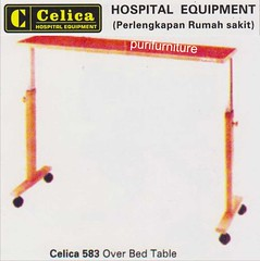 CELICA HOSPITAL EQUIPMENT 583 OVER BED TABLE (Celica Hospital Equipment) Tags: truck hospital bed cabinet furniture trolley interior side screen equipment oxygen laundry instrument cylinder medicine pan bedside cart urinal position fowler rumah floorlamp medicinecabinet sakit puri celica dressingtable peralatan gynaecology hospitalequipment examiningtable babycot bedsidecabinet mebel bowlstand perlengkapan utilitycart instrumenttable invalidchair infusionstand overbedtable deliverybed purifurniture instrumentcabinet peralatanrumahsakit steelbunkbed wardbed patienttransfercart hospitalfowlerpositionbed cabinetforbaby plastertrolley mediward treatmentchair bassinetbed oxygencylindertruck utilitytrolley dressingcart foodcarriage instrumentcarriage sidebedtable bowlstandsingle bowlstanddouble