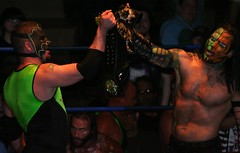 The Huirricane & Jeff Hardy