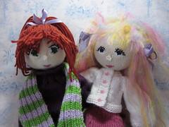 A&CKnitDolls3 (toureasy47201) Tags: doll handmade knit yarn knitteddolls arnecarlos