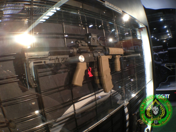 ITS Tactical SHOT Show 2013: Day 4 Live Coverage 031
