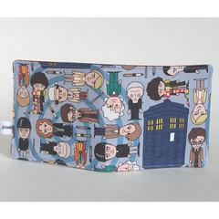 Group of Doctors Who Wallet (sharlenejm) Tags: drwho etsy madeit drwhocraft sharlzndollz sharlenejonesmartin drwhowallet