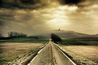 Io...e le colline del Monferrato (AL)!!!