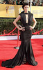 19th Annual Screen Actors Guild (SAG) Awards held at the Shrine Auditorium - Arrivals Featuring: Jaimie Alexander