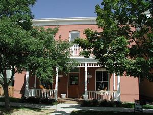 Photo - Locally Designated Historic Building