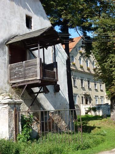 Dwór w Pietrzykowie