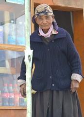 Shopkeeper (ashokboghani) Tags: india kashmir ladakh