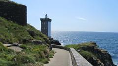 Visite autour du phare de Kermorvan (Le Conquet Tourisme) Tags: de bretagne le phare conquet kermorvan