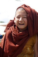 Novice (Will Smith-Keegin) Tags: boy trekking child burma buddhist monk buddhism myanmar shan burmese danu hilltribe shanstate novice novicemonk