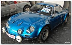 1971 Renault Alpine (.Robert. Photography) Tags: auto classic robert car 1971 s retro renault alpine coche 2012 1300 clsico cotxe worldcars
