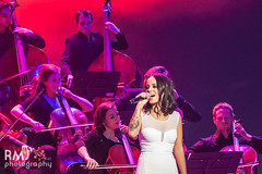 Alizée with orchestra
