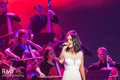 Alizée with orchestra