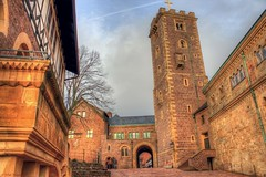 Wartburg (Ralf Krause) Tags: old travel autumn winter naturaleza holiday castle history nature colors germany deutschland eos thringen photo europa europe flickr gun foto fiesta natural alt details urlaub herbst natur eu colores thuringia unesco cannon alemania otoo oldtown viejo ferien vacaciones detalles castillo historia oldbuilding oldcity burg reise farben viajar can wartburg eisenach naturalstone geschichte fotografa alczar historisch fuerte kanone oldcastle photomatix historically naturstein 2013 piedranatural antiguoedificio canoneos600d ralfkrause unescowelterbeindeutschland unescoworldheritageingermany