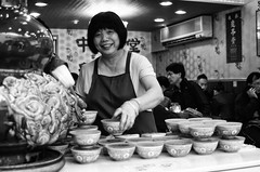 Tsuen Wan Turtle Soup Shop (Gary Jones (HK)) Tags: china street people white black monochrome photography hongkong nikon photos candid chinese streetphotography hong kong wan chinesepeople tsuenwan blackandwhitephotos tsuen d7000 nikond7000