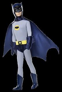 芭比娃娃推出60年代電視劇版「蝙蝠俠肯尼」&「貓女芭比」