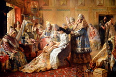 Kostantin Makovsky - The Russian Bride's Attire, 1887 at the Legion of Honor (Fine Arts Museums of San Francisco CA) (mbell1975) Tags: california ca art museum painting san francisco gallery museu fine arts honor palace musée calif musee m brides museo museums russian muzeum legion finearts the beauxarts attire müze makovsky 1887 kostantin museumuseum