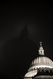 Air Raid St Paul's Cathedral London by Simon & His Camera