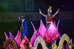 Chingay Parade 2013 (chooyutshing) Tags: festive singapore celebration streetparade float marinabay fireinsnow pitbuilding peoplesassociation republicboulevard chingayparade2013 rajanagajothisnakekingdom indianitem