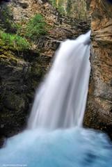 johnston canyon (Rex Montalban Photography) Tags: waterfalls banff hdr johnstoncanyon rexmontalbanphotography