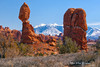 """Sometimes The World Just Yells, """"Look at me!"""" (Aspenbreeze) Tags: mountains southwest west utah arches redrocks peaks archesnationalpark rockformations lasalmountains snowcappedpeaks mountainpeeks archesnationalparkutah aspenbreeze topphotospots tpslandscape tpslandscapes gpsetest bevzuerlein"""