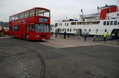 (Zak355) Tags: cruise bus scotland clyde coach ship vessel doubledecker rothesay isleofbute hebrideanprincess westcoastmotors