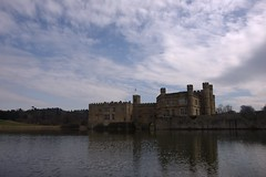 Leeds Castle (BlaizeG) Tags: uk london castle castles leeds knights moan leedscastle maidstone