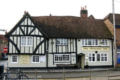 Pheasant Inn, Salisbury, Wilts (The Quaffer) Tags: pub salisbury pubs wiltshire publichouses sailsbury