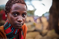 Ethiopia (shokokoart) Tags: africa trip travel portrait people woman black art colors beautiful beauty digital pose outside outdoors expression traditional culture naturallight tribal portraiture tribes afrika omovalley colourful tradition tribe ethnic rite hamar tribo hamer afrique ethnology tribu omo eastafrica thiopien etiopia ethiopie etiopa  abisinia etiopija ethnie ethiopi  etiopien etipia  etiyopya    hamertribe       hornofafrica