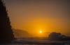 Haena State Park (McKristen) Tags: travel sunset island hawaii kauai napalicoast haenastatepark