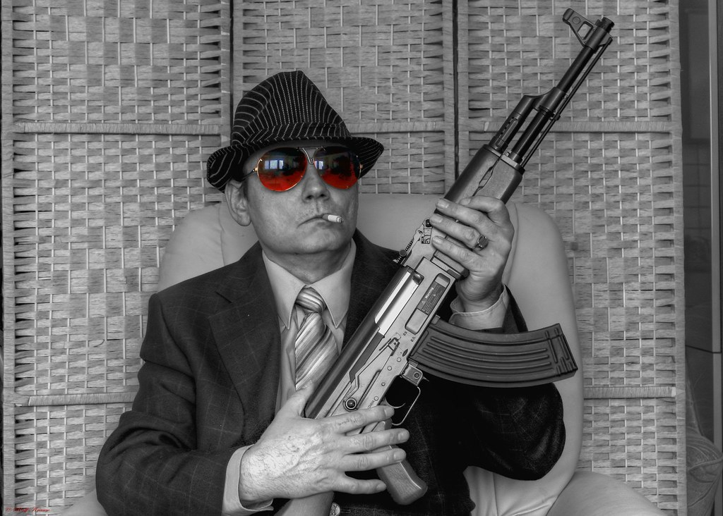 The Worlds Newest Photos Of Gun And Mafioso