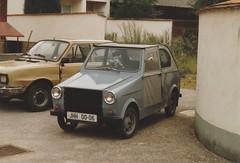 Velorex 435-O (Velorex 435/O) (Skitmeister) Tags: auto classic car vintage voiture oldtimer classique klassiker pkw klassieker carspot skitmeister