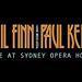 Neil Finn & Paul Kelly Live