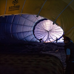 canberra-2513-ps-w (pw-pix) Tags: colour men yellow night dark purple interior hotair balloon working earlymorning silhouettes australia inside canberra ropes coloured hotairballoons predawn act preparing gettingready highiso