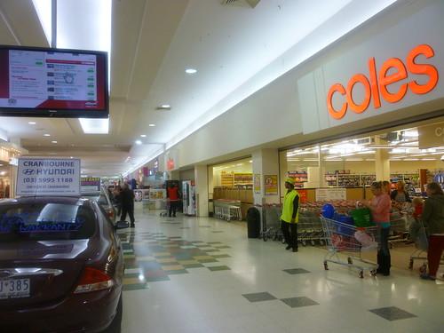 Coles Supermarket Cranbourne