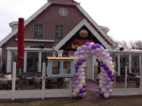 Ballonboog 5m Schouwer Hoeck Renesse