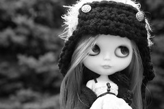 Pippa LUVS her Aviator hat from Aga..xoxo