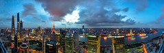 [Group ] images  (lijiabin) Tags: ifttt 500px shanghai sunset skyscraper architecture night lujiazui river building blue panorama   cn