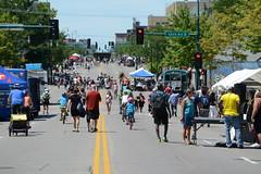 Open Streets Lake Street 2016 (Fibonacci Blue) Tags: minneapolis mpls lake lakestreet minnesota mn open street bicycling skating event fair openstreetsmpls openstreets