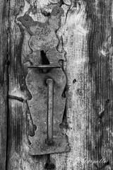 Picaporte (J.Gargallo) Tags: mosqueruela teruel espaa maestrazgo gudarjavalambre canon canon450d eos eos450d 450d blancoynegro blackwhite blackandwhite bw byn madera tokina tokina100mmf28atxprod