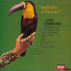 Axel Stordahl - Mlodies d'Orient (oopswhoops) Tags: vinyl album exotic orchestral exotica modedisques vogue