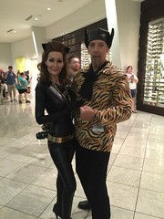 Julie Newmar Catwoman (marakma) Tags: catwoman julienewmar cosplay dragoncon2016
