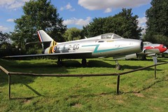 IMGB6459 Dassault Mystere 79-2-EG Flixton Museum 10 Aug 16 (Dave58282) Tags: flixton dassault mystere 79 2eg